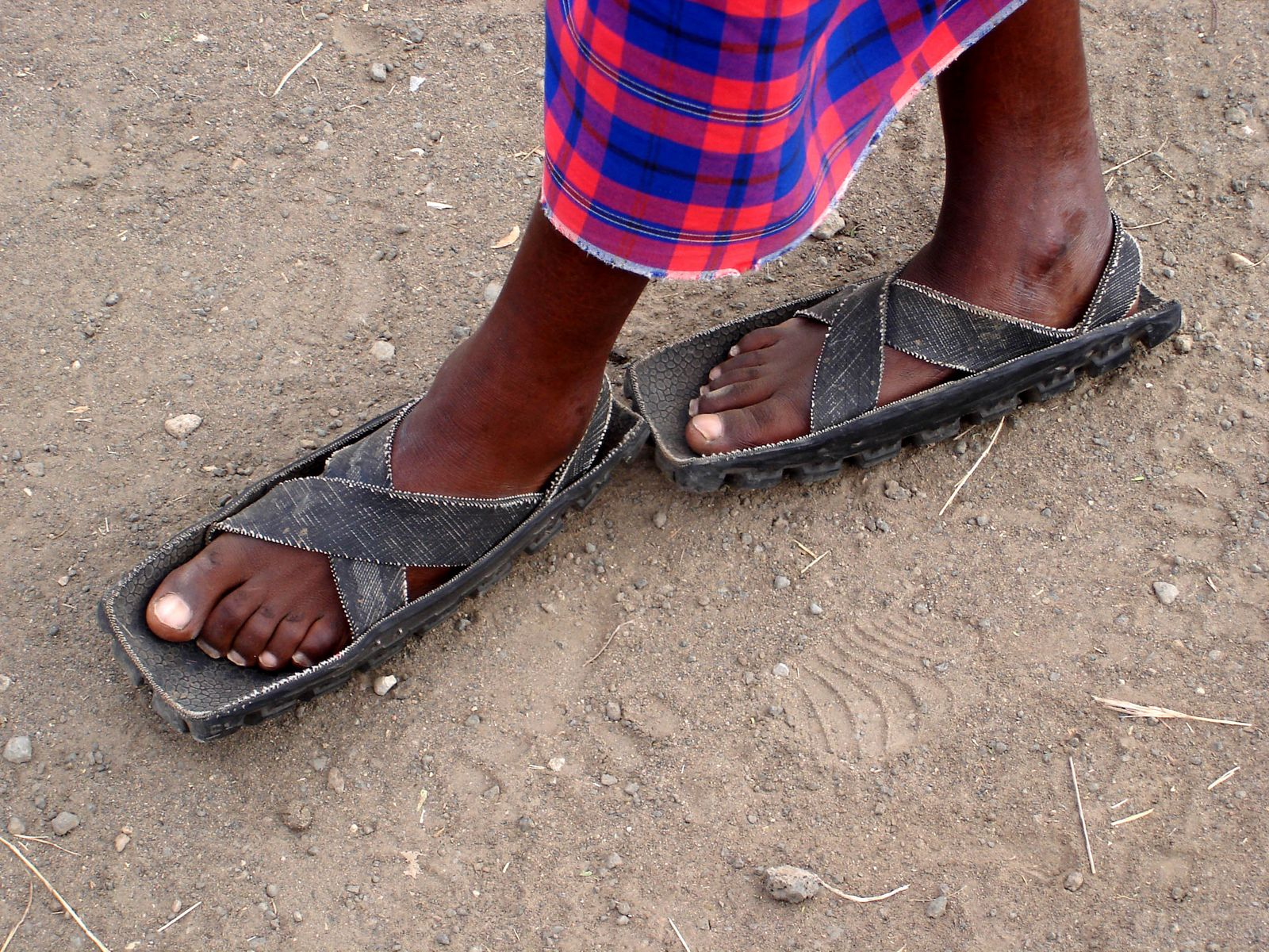 Maasai Sandals Colleen Friesen Traveling Light